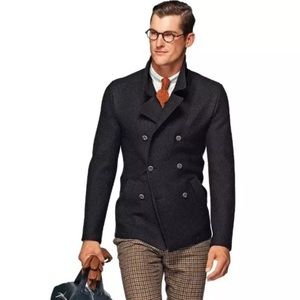 Double breasted Suitsupply ledger jacket 50R